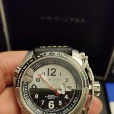Orologi automatici: HAMILTON KHAKI AUTOMATIC . 660FT 45 MM. NUEVO SIN USO. Lote 264977574