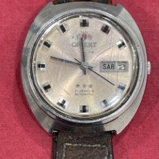Relojes automáticos: RELOJ AUTOMÁTICO ORIENT. FUNCIONANDO.. Lote 265724074
