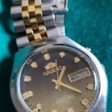 Relojes automáticos: RELOJ ORIENT AUTOMATICO 21 RUBIES. Lote 265932798