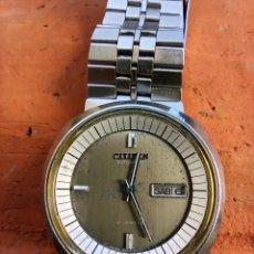 Orologi automatici: CITIZEN AUTOMATIC 21 JEWELS. Lote 266007198