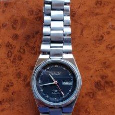 Relojes automáticos: RELOJ DE CABALLERO CITIZEN AUTOMATICO. FUNCIONANDO . CORREA ORIGINAL. Lote 266395758