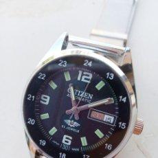 Relojes automáticos: RELOJ CITIZEN AUTOMÁTICO AÑOS 70-80. Lote 266941149