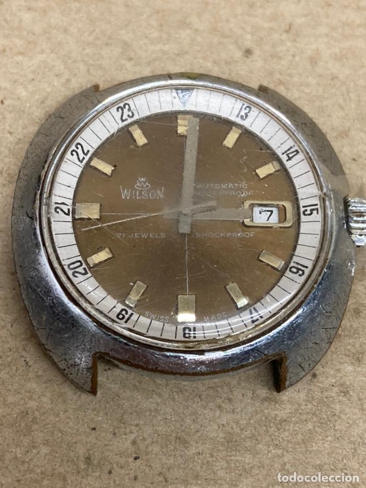 RELOJ WILSON AUTOMÁTICO PARA PIEZAS (Relojes - Relojes Automáticos)
