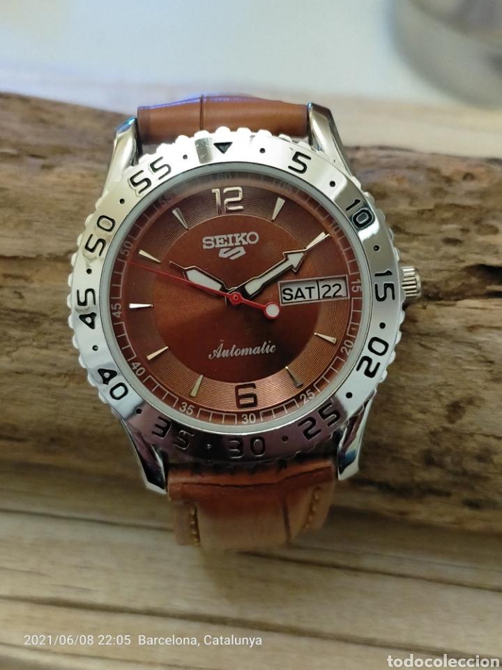 SEIKO AUTOMÁTICO 6309 * EXCELENTE ESTADO (Relojes - Relojes Automáticos)