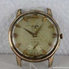 Relojes automáticos: RELOJ DE PULSERA ENICAR ULTRASONIC 17 JEWELS SUIZO. Lote 268581474