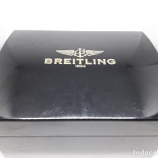 Relojes automáticos: GRAN CAJA Y FUNDA DE BAKELITA BREITLING.ORIGINAL.. Lote 268852809