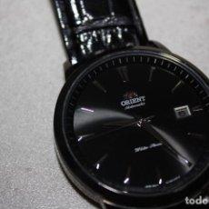 Relojes automáticos: RELOJ AUTOMÁTICO SEIKO CON CORREA DE CUERO.. Lote 268911074