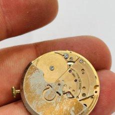Relojes automáticos: MAQUINARIA, MOVIMIENTO OMEGA 1002 AUTOMATIC FUNCIONANDO.. Lote 269271453