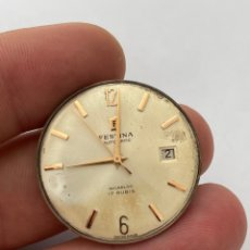 Relojes automáticos: MAQUINARIA, MOVIMIENTO FESTINA AUTOMATIC. Lote 269361298