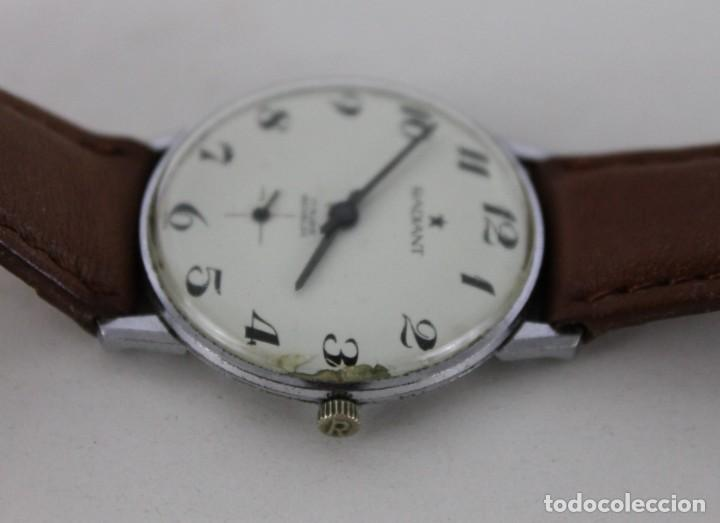 Relojes automáticos: Reloj de pulsera automático Radiant 17 Rubis Incabloc - Foto 4 - 269363293