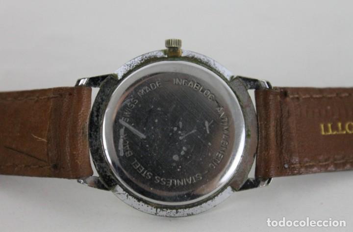 Relojes automáticos: Reloj de pulsera automático Radiant 17 Rubis Incabloc - Foto 5 - 269363293