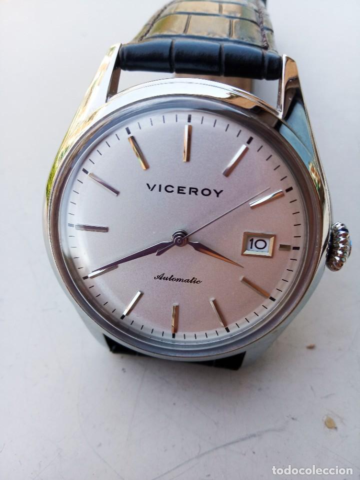 VICEROY XL AUTOMÁTICO NUEVO AÑOS 2010 (Relojes - Relojes Automáticos)