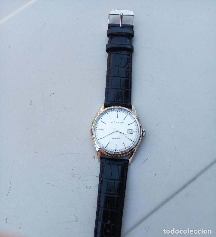 Relojes automáticos: Viceroy XL automático nuevo años 2010 - Foto 3 - 269456003