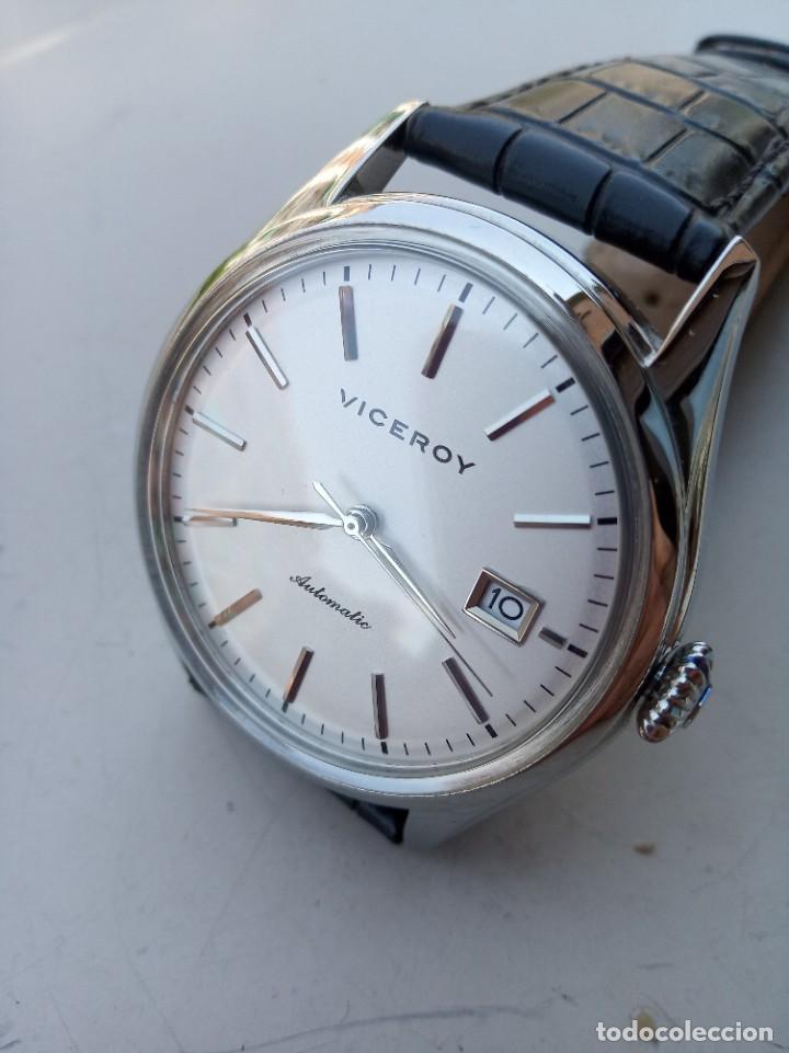 Relojes automáticos: Viceroy XL automático nuevo años 2010 - Foto 4 - 269456003