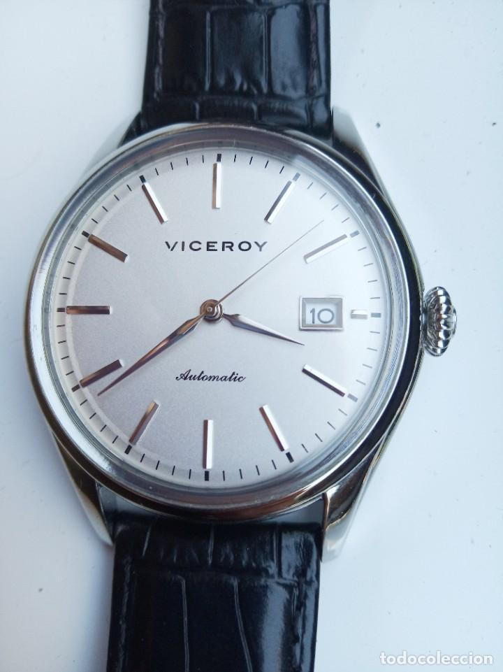 Relojes automáticos: Viceroy XL automático nuevo años 2010 - Foto 5 - 269456003