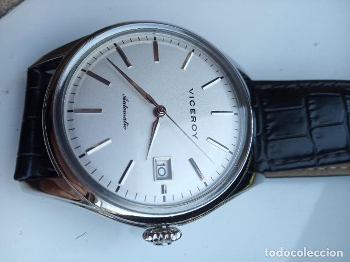 Relojes automáticos: Viceroy XL automático nuevo años 2010 - Foto 6 - 269456003