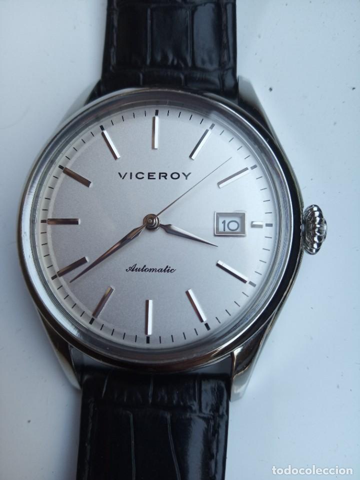 Relojes automáticos: Viceroy XL automático nuevo años 2010 - Foto 7 - 269456003