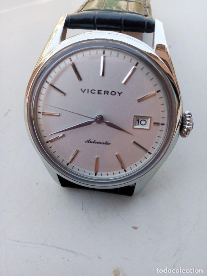 Relojes automáticos: Viceroy XL automático nuevo años 2010 - Foto 8 - 269456003