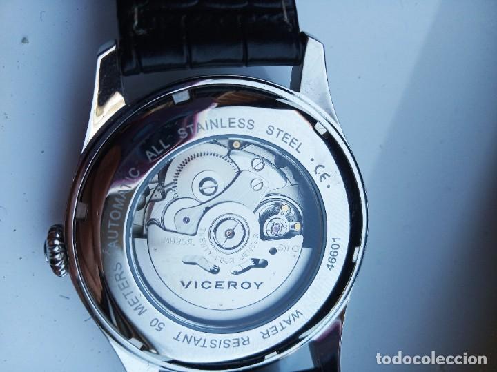 Relojes automáticos: Viceroy XL automático nuevo años 2010 - Foto 9 - 269456003