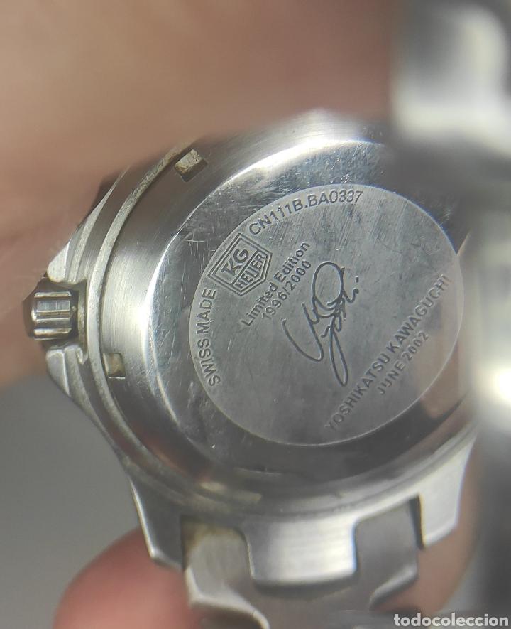 Relojes automáticos: Reloj Tag Heuer - Foto 4 - 269346943
