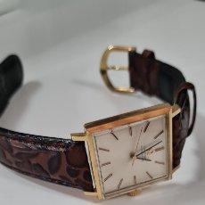Relojes automáticos: RELOJ OMEGA DE ORO 18K. Lote 270369268