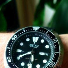 Relojes automáticos: SEIKO DIVER AUTOMÁTICO TORTUGA. Lote 270645503