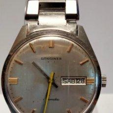 Orologi automatici: LONGINES. Lote 275539408