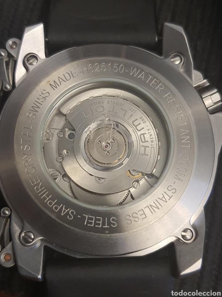Relojes automáticos: Hamilton khaki automatic . 660Ft 45 mm. Nuevo sin uso - Foto 3 - 264977574