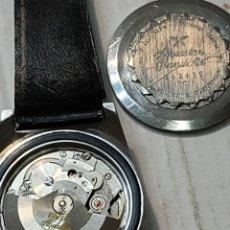 Relojes automáticos: RELOJ DUWARD AQUASTAR GRAND'AIR AUTOMATIC CABALLERO FUNCIONANDO. Lote 277244193