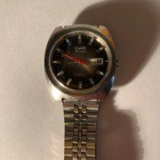 Relojes automáticos: DUWARD TRIUMPH AUTOMATIC WATERPROOF. Lote 277503998
