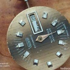 Relojes automáticos: MAQUINARIA DE RELOJ SUIZA ETAROTOR 26-59 AUTOMATICO DE MUJER , PARA REVISION. Lote 277745043