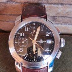Relojes automáticos: BAUME MERCIER AUTOMATIC GENEVE CRONOGRAFO - RELOG DE ALTA COLECCION. Lote 278355638