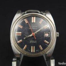 Relojes automáticos: ANTIGUO RELOJ DE PULSERA AUTOMATICO CLER. Lote 278535443