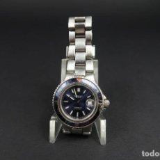 Relojes automáticos: ANTIGUO RELOJ DE PULSERA RAYMOND WIEL AUTOMATICO CRISTAL DE ZAFIRO. Lote 278537668