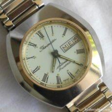 Relojes automáticos: RELOJ DE CABALLERO AUTOMÁTICO THERMIDOR, FUNCIONANDO. Lote 278590018