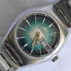 Relojes automáticos: RELOJ CAMY GENEVE SUPERAUTOMATIC CLUB-STAR FUNCIONANDO. Lote 278590538