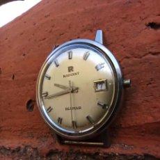 Relojes automáticos: RADIANT BLUMAR 25 JEWELS. Lote 278598068