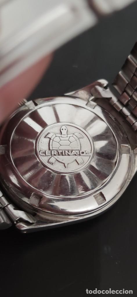 Relojes automáticos: CERTINA DS-2 AUTOMATICO VINTAGE, FUNCIONANDO PRECIOSO. - Foto 8 - 278926128