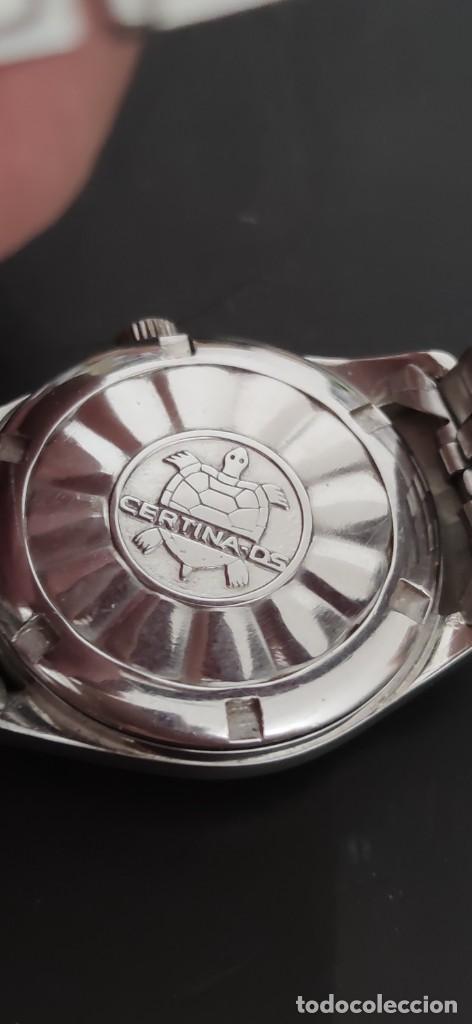 Relojes automáticos: CERTINA DS-2 AUTOMATICO VINTAGE, FUNCIONANDO PRECIOSO. - Foto 9 - 278926128