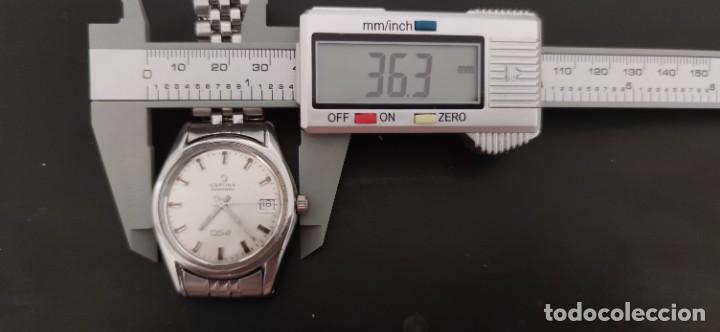 Relojes automáticos: CERTINA DS-2 AUTOMATICO VINTAGE, FUNCIONANDO PRECIOSO. - Foto 11 - 278926128