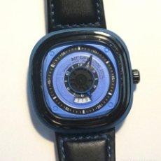 Relojes automáticos: MEGIR QUARZO DISEÑO INTERESANTE NUEVO. Lote 278963248