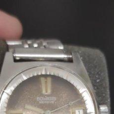 Relojes automáticos: DUWARD AQUASTAR GRAND AIR , ESFERA CHOCOLATE, 10 ATMOSFERAS, FUNCIONANDO, AUTOMATICO.. Lote 279324533