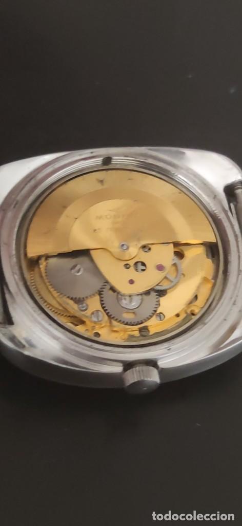 Relojes automáticos: MONDIA MOONLANDER AUTOMÁTICO, PRECIOSO, VINTAGE, FUNCIONANDO. - Foto 10 - 279328083