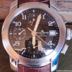 Relojes automáticos: BAUME & MERCIER - AUTOMATIC - CRONOGRAFO - RELOG DE ALTA COLECCIÓN. Lote 279333593