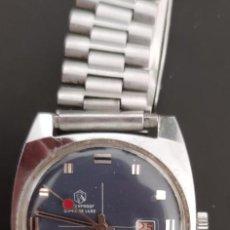 Relojes automáticos: MORTIMA SUPERDATOMATIC, RELOJ AÑOS 70 AUTOMÁTICO VINTAGE FUNCIONANDO, UNA PRECIOSIDAD.. Lote 279362098