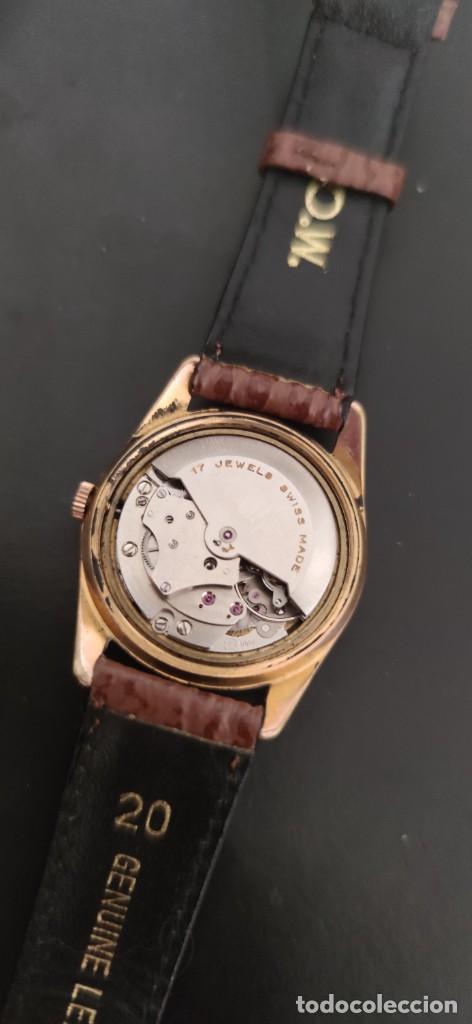 Relojes automáticos: TITAN 17 RUBIS AUTOMATICO, DOBLE CALENDARIO, VINTAGE ,FUNCIONANDO, PRECIOSO. - Foto 5 - 279367343