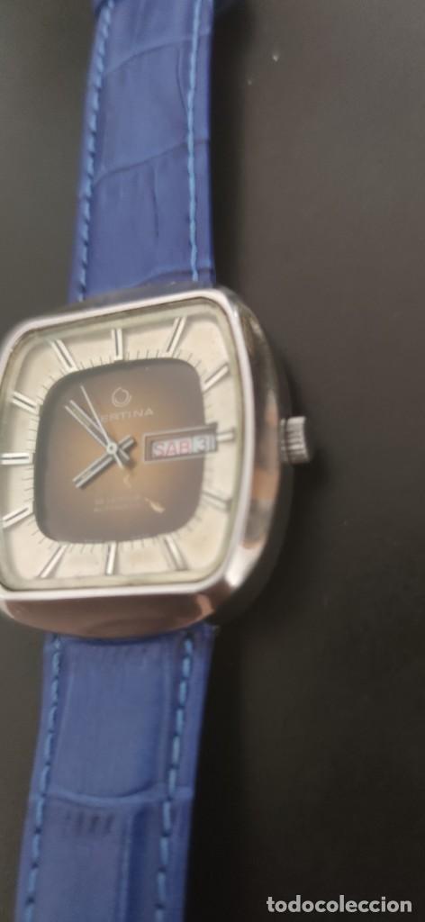 Relojes automáticos: PRECIOSO CERTINA AUTOMATICO VINTAGE, BITONO, PARA ACOMPAÑAR A TU VEHICULO CLASICO IDEAL. VINTAGE - Foto 3 - 279402418