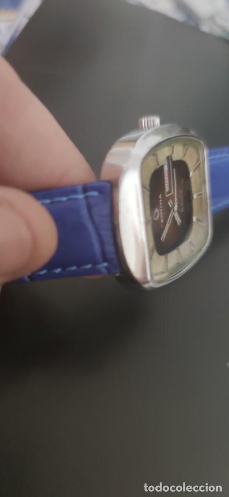 Relojes automáticos: PRECIOSO CERTINA AUTOMATICO VINTAGE, BITONO, PARA ACOMPAÑAR A TU VEHICULO CLASICO IDEAL. VINTAGE - Foto 7 - 279402418