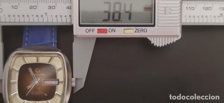 Relojes automáticos: PRECIOSO CERTINA AUTOMATICO VINTAGE, BITONO, PARA ACOMPAÑAR A TU VEHICULO CLASICO IDEAL. VINTAGE - Foto 14 - 279402418