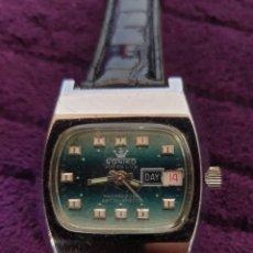 Relojes automáticos: ANTIGUO RELOJ AUTOMÁTICO SONIKO. Lote 279479943